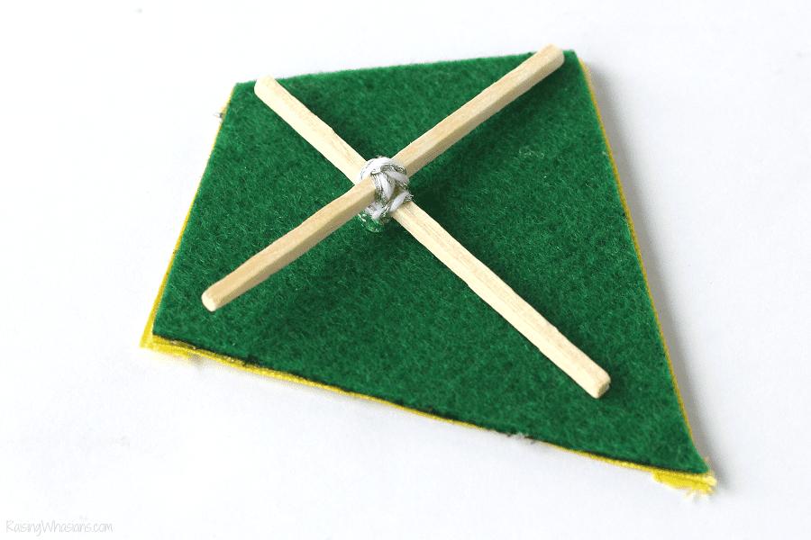 Mary Poppins craft kite