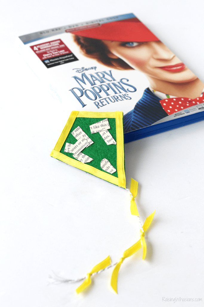 Mary Poppins returns DIY