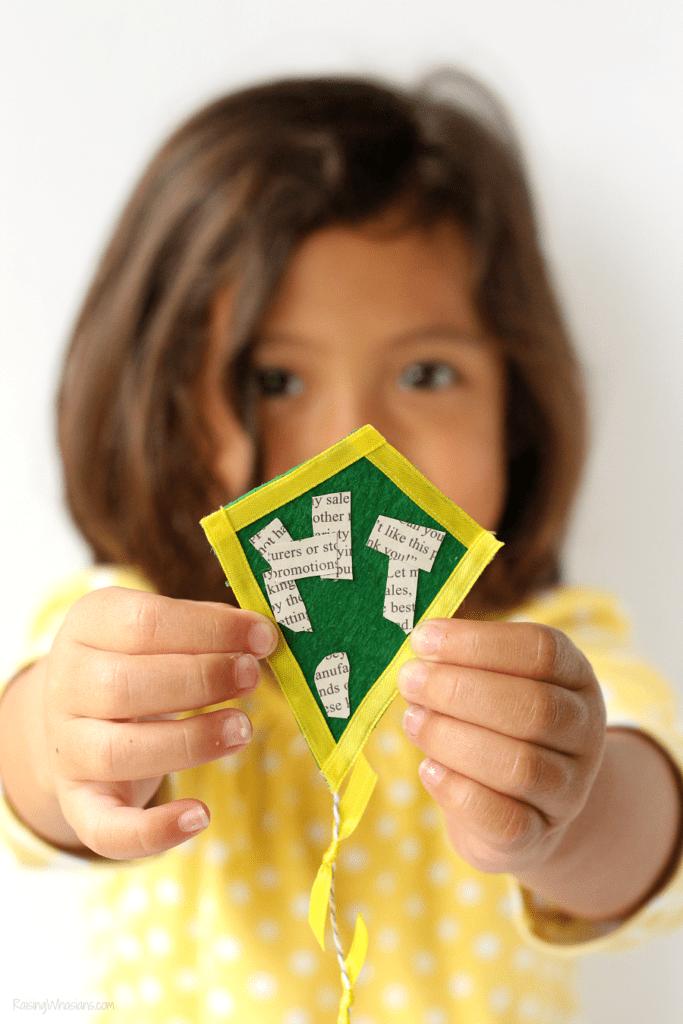 Mary poppins returns kids craft idea