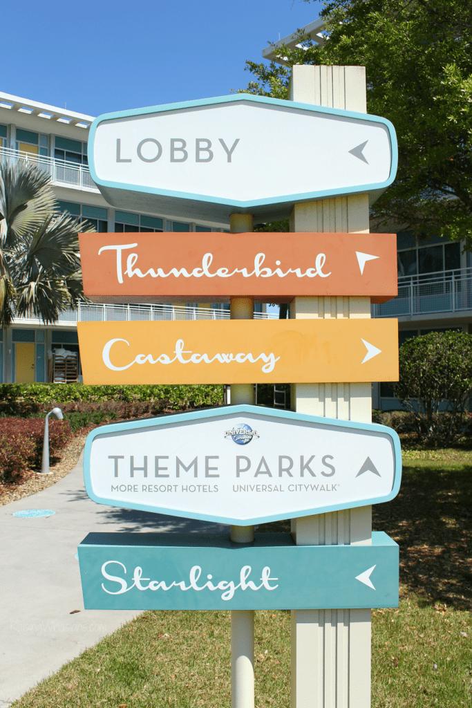 Cabana bay beach resort perks