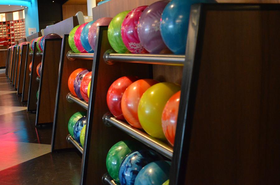Cabana bay bowling alley