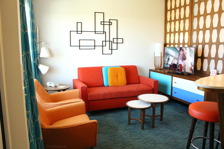 Cabana bay family suites room tour