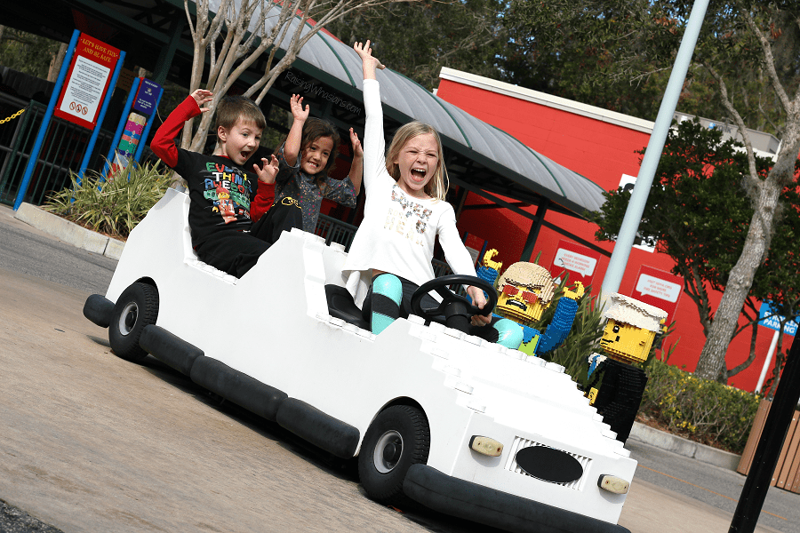 Legoland ticket discounts Florida