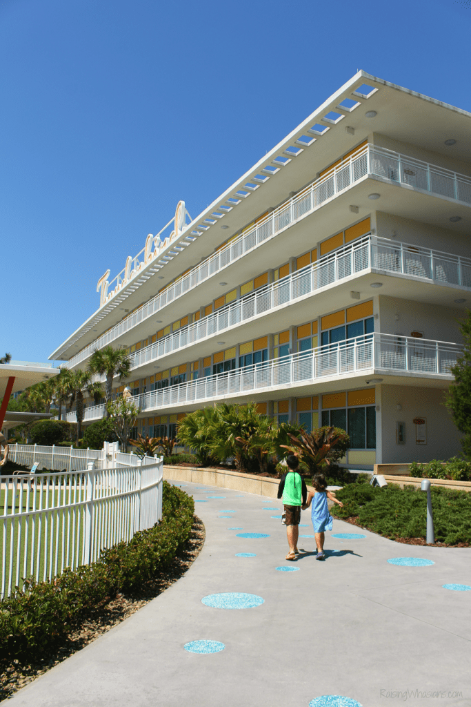Universal cabana bay hotel tips