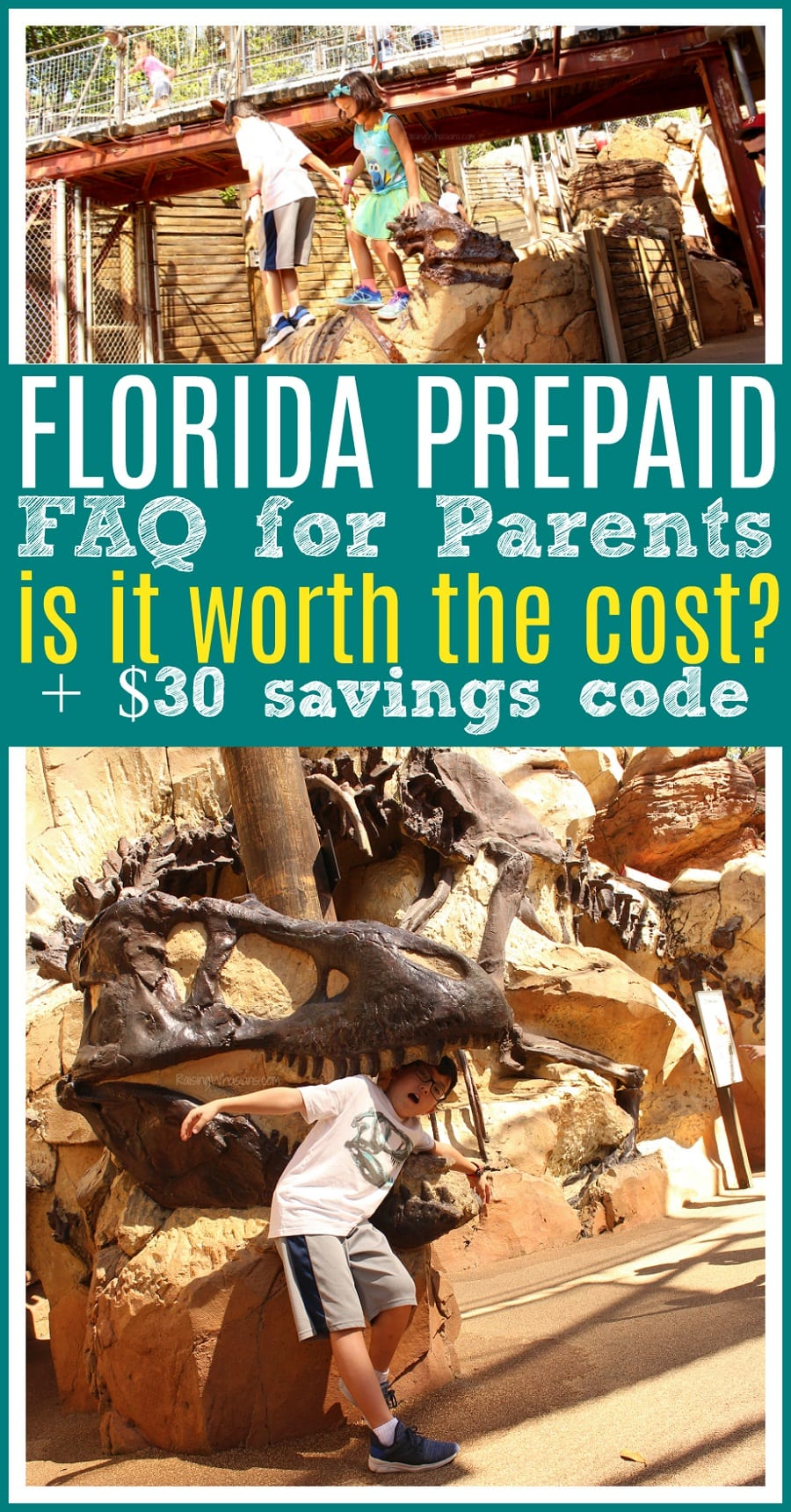 What does Florida prepaid cover
