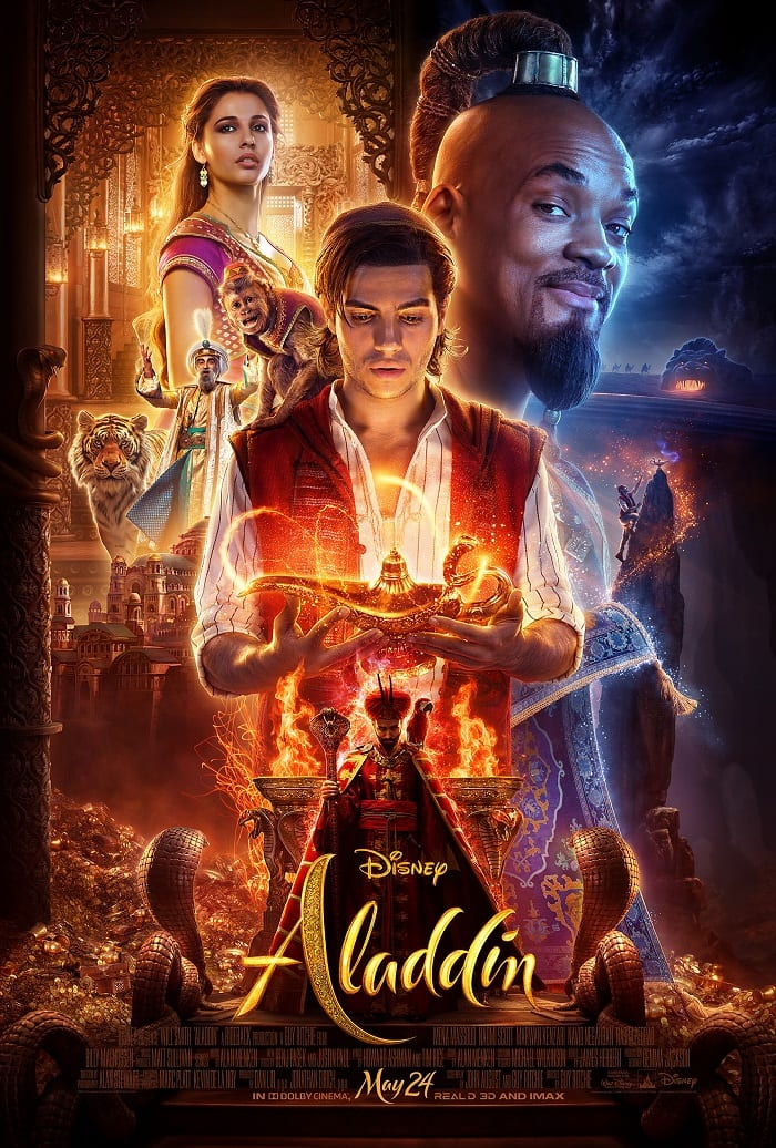 Aladdin movie review safe for kids