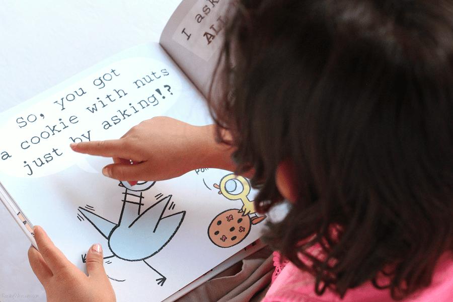 Pigeon kid craft idea