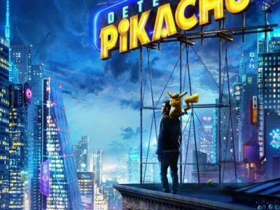 Pokémon detective Pikachu movie review safe for kids