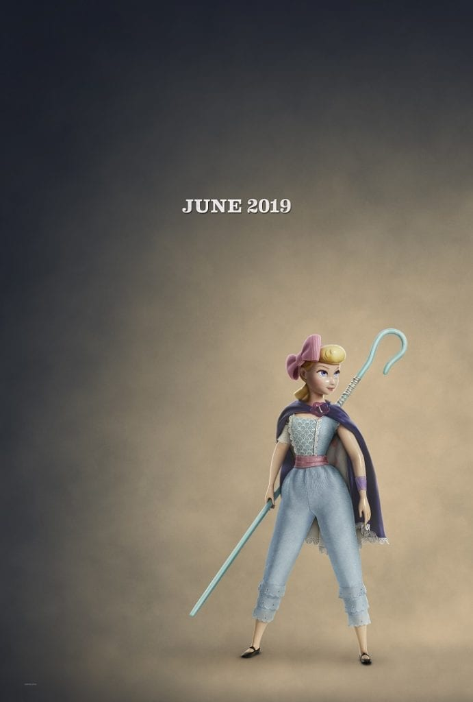 Bo peep interview toy story 4