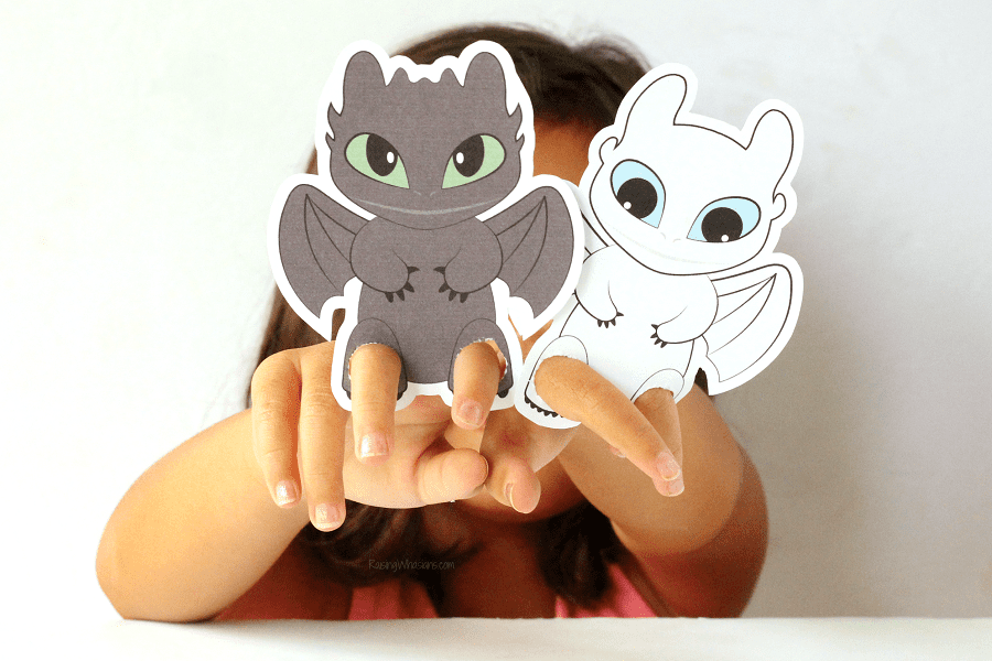 Free toothless printable