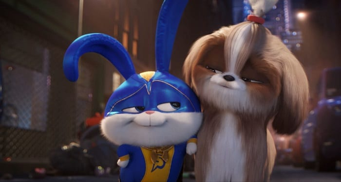Is the secret life of pets 2 ok for children