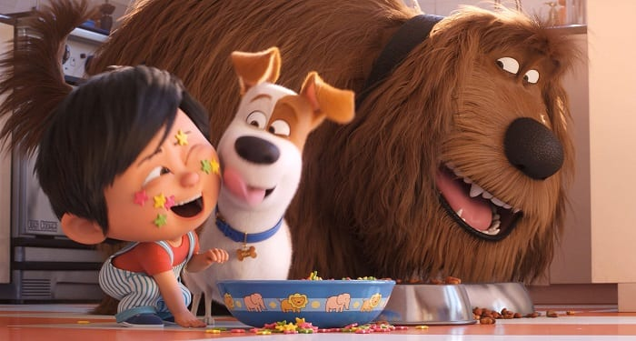 The secret life of pets 2 movie review for parents