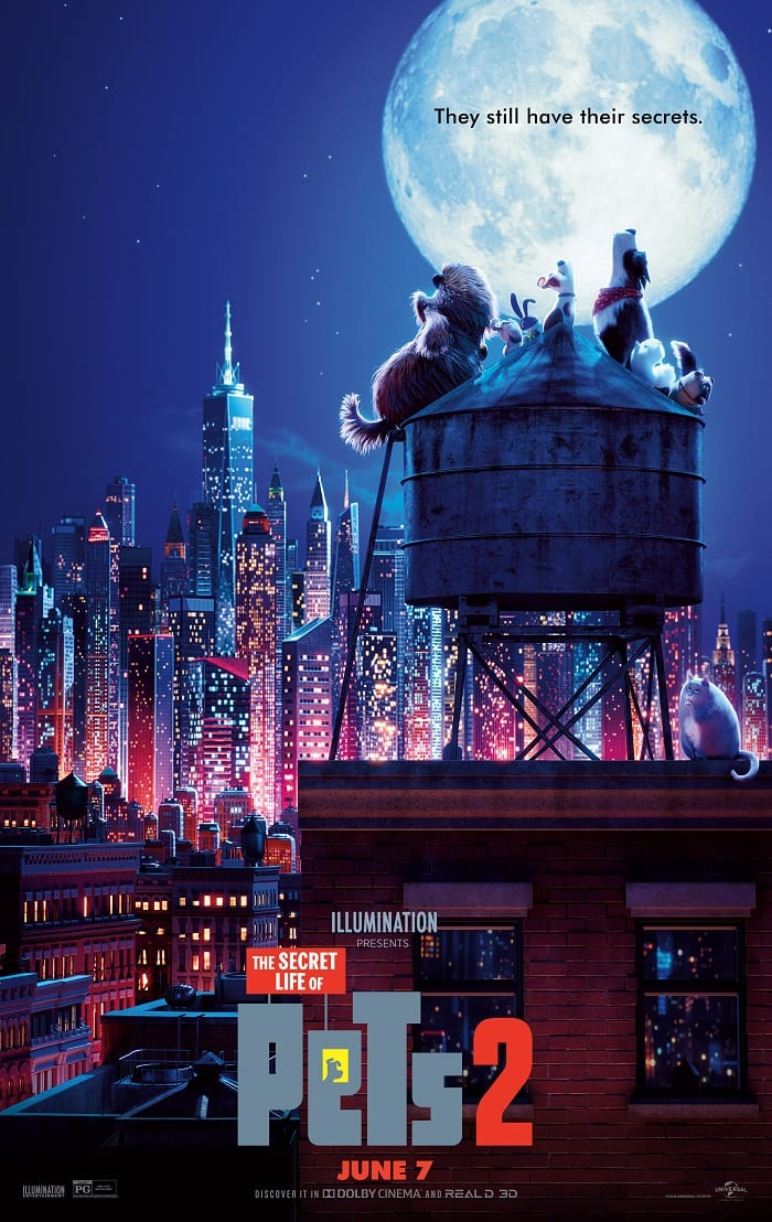 The secret life of pets 2 movie review safe for kids