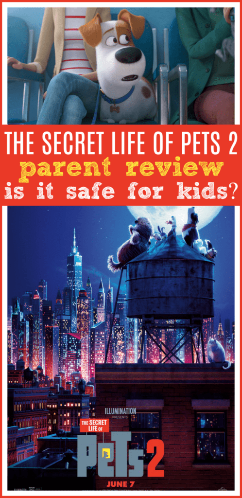 The secret life of pets 2 parent review