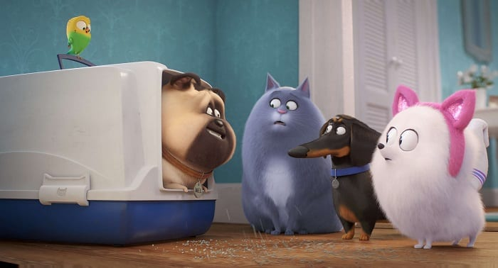 The secret life of pets 2 safe for kids