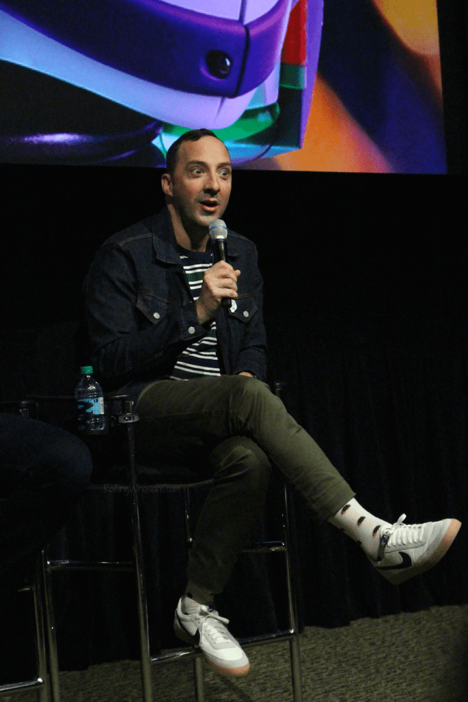 Tony Hale interview toy story 4