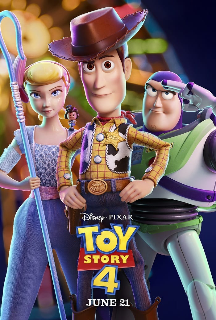 Toy story 4 cast interviews