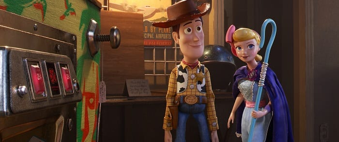 Toy story 4 easter eggs revealed