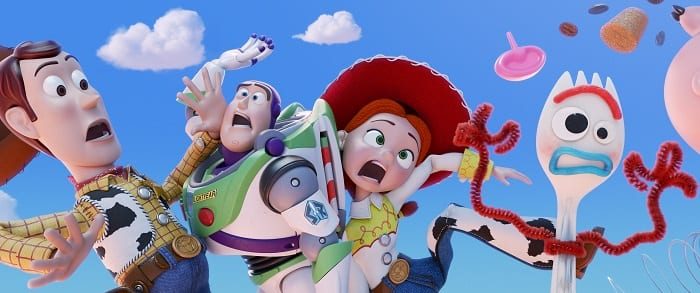 Toy story 4 fun facts