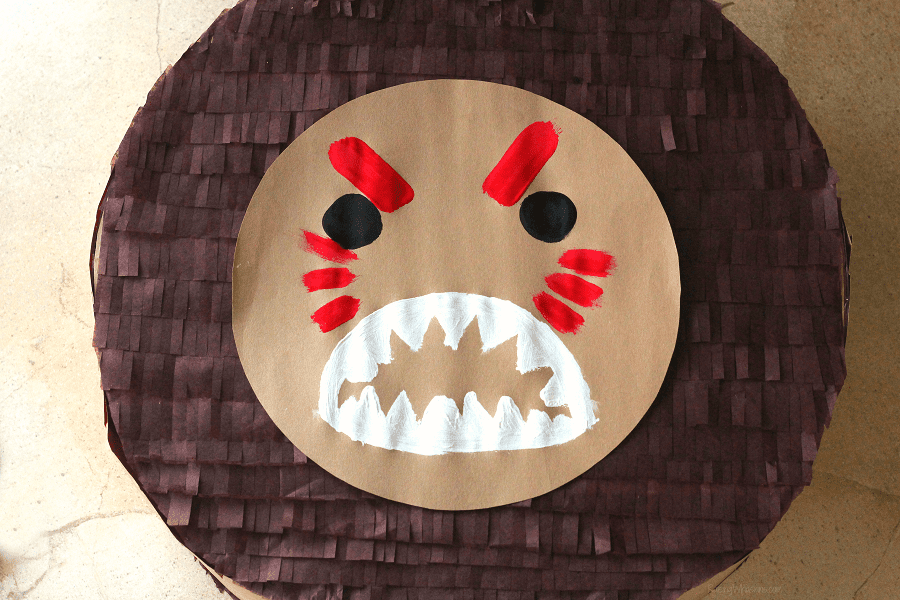 image regarding Kakamora Printable identified as Moana Pinata Do-it-yourself for Below $5 - Increasing Whasians