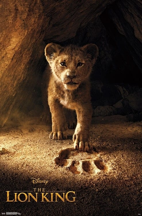 The lion king giveaway