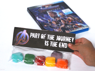 Free avengers endgame party ideas
