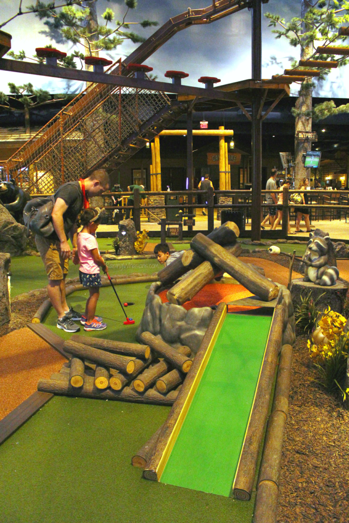 Great wolf lodge activities list