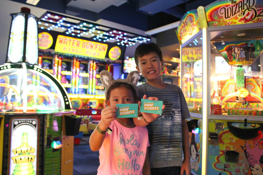 Great wolf lodge arcade hours