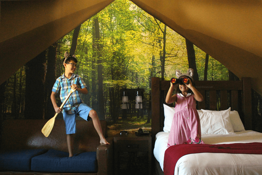 Great wolf lodge tips for families