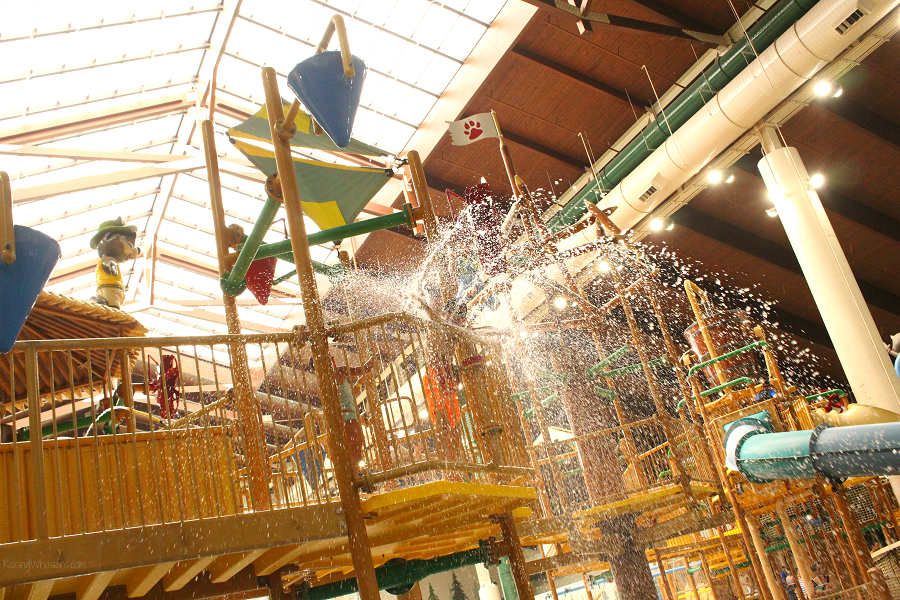 Great wolf lodge water park tips