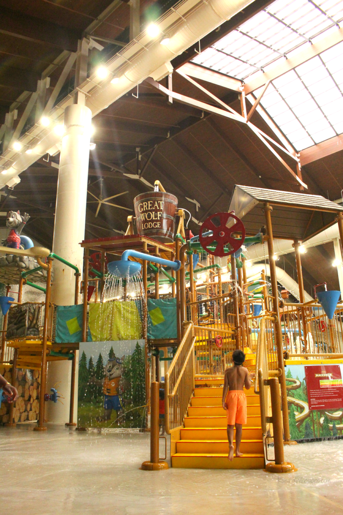 Things to do at great wolf lodge