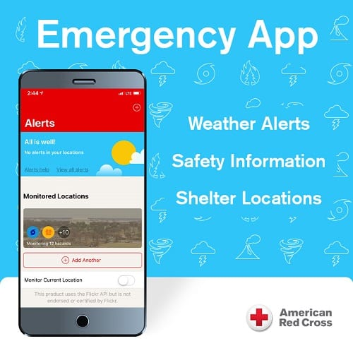 Best red cross apps