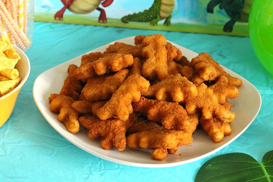 Gigantosaurus party food ideas