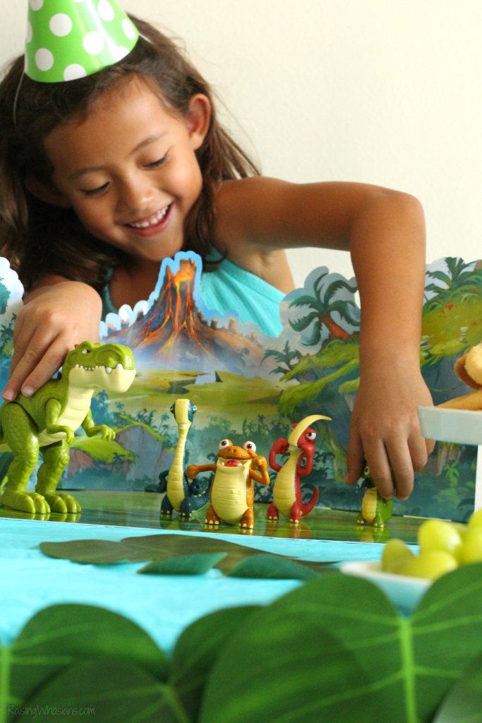 Gigantosaurus play date ideas
