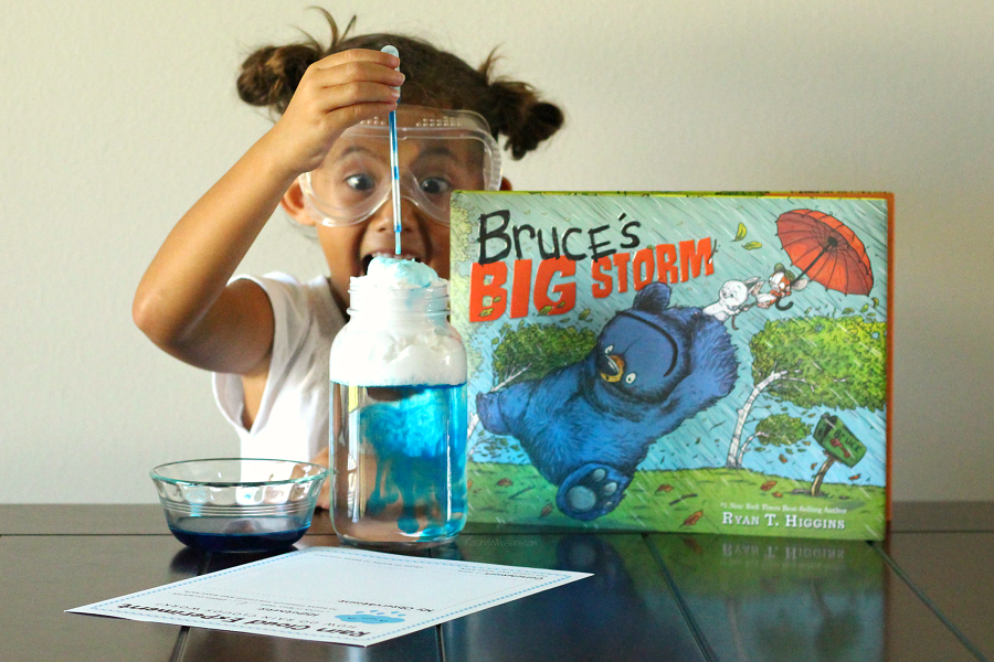 Mother Bruce kids activity idea