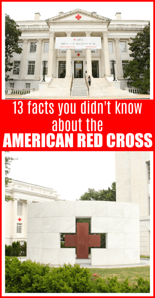 Red cross fun facts