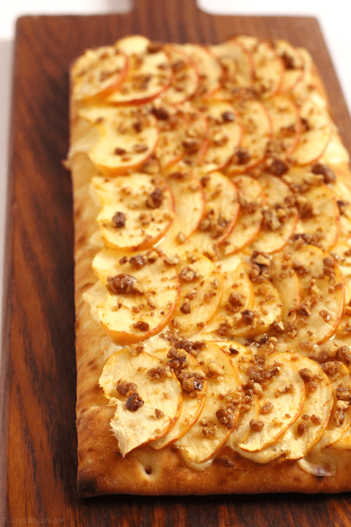 Best apple flatbread