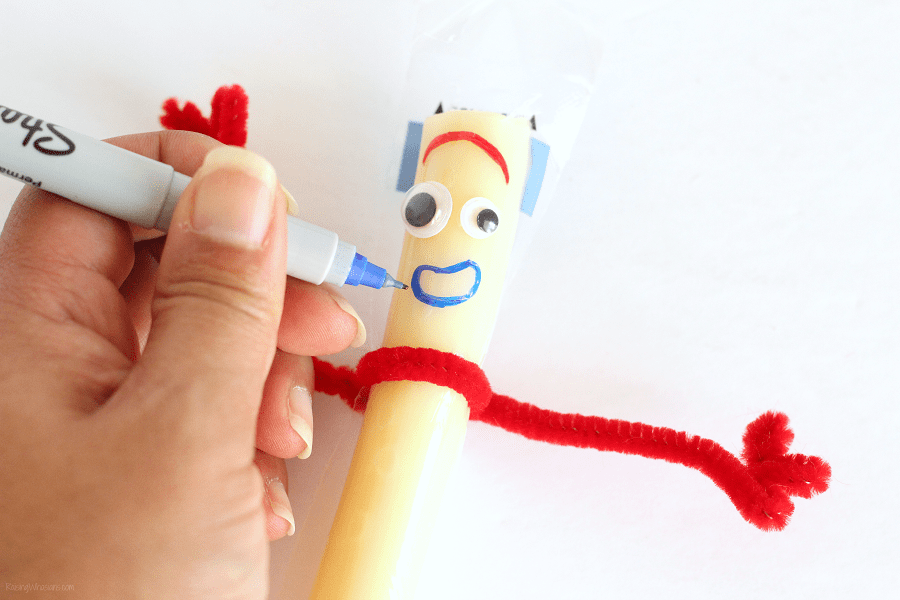 Easy forky diy