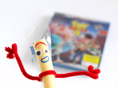 Forky snack idea
