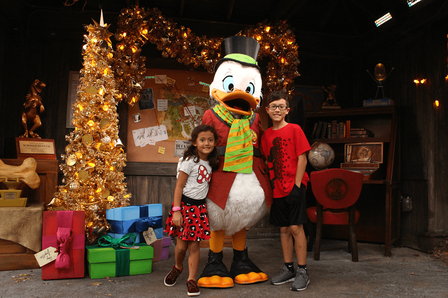 Animal kingdom holiday characters