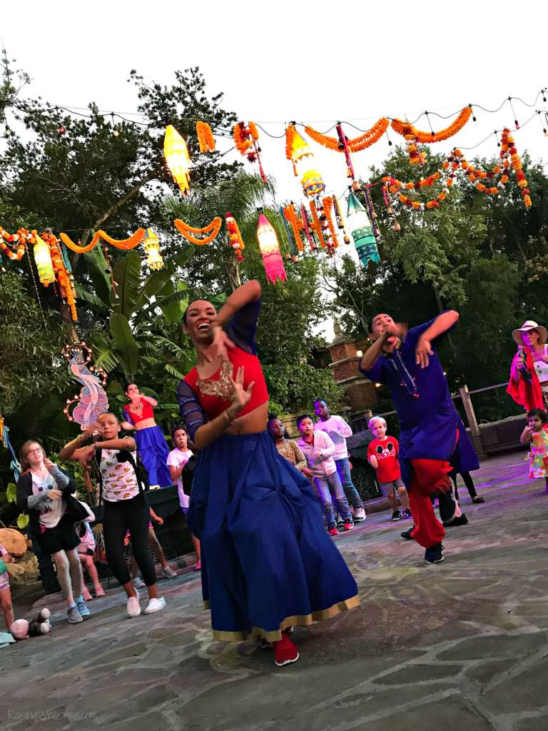 Disney animal kingdom Diwali