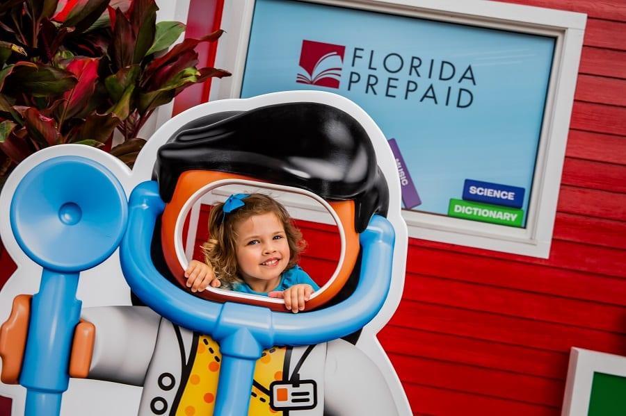 Florida prepaid Legoland partnership