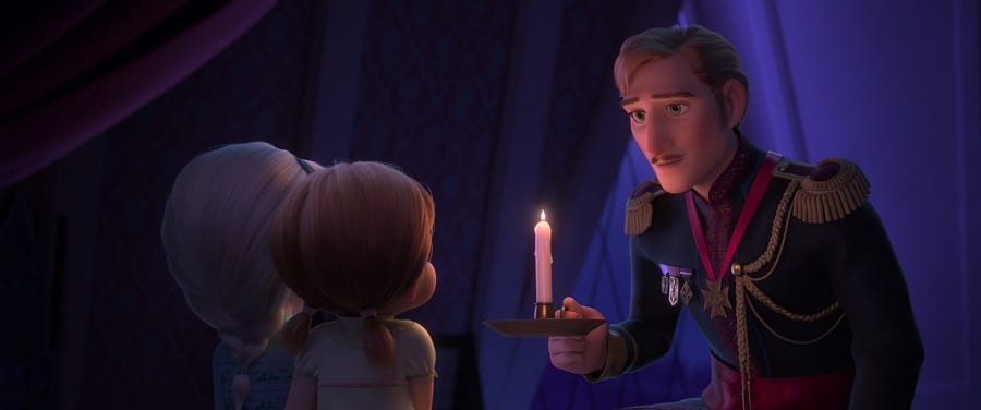 Frozen 2 review for parents