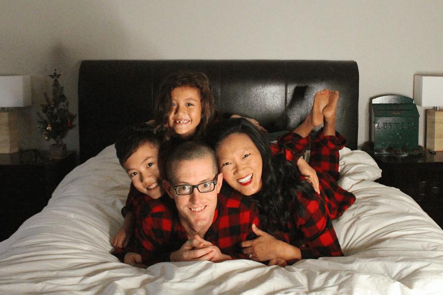Family holiday tradition ideas