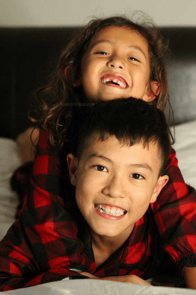 Holiday traditions for kids