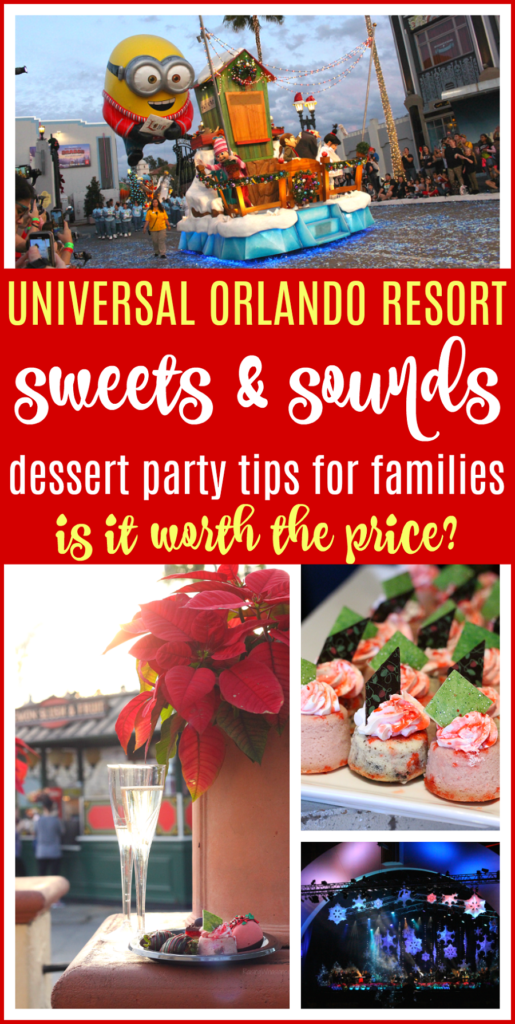 Universal Orlando holiday events