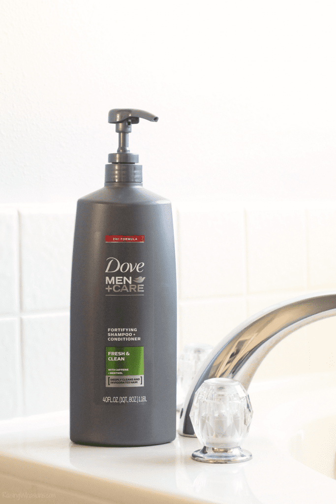 Dove men shampoo offer