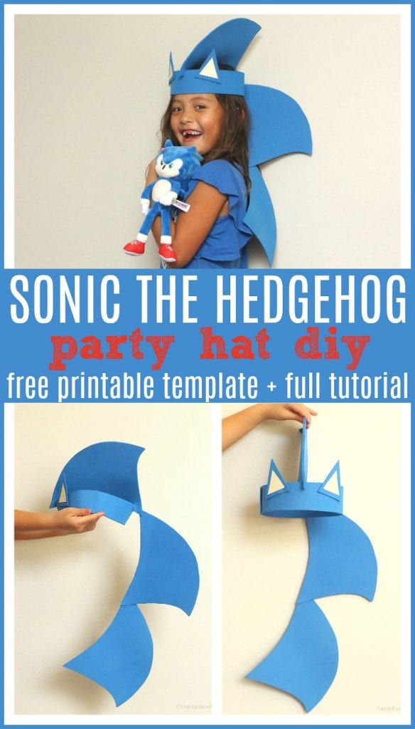 Sonic the hedgehog movie party