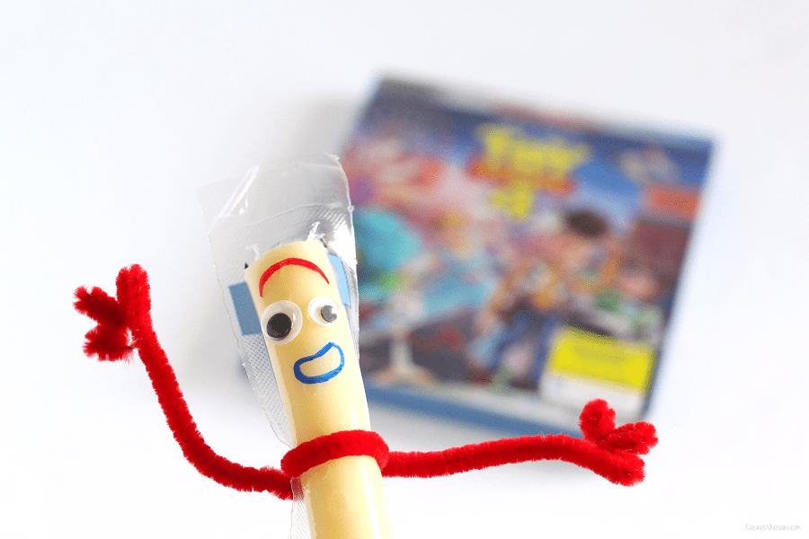 Easy forky snack for kids