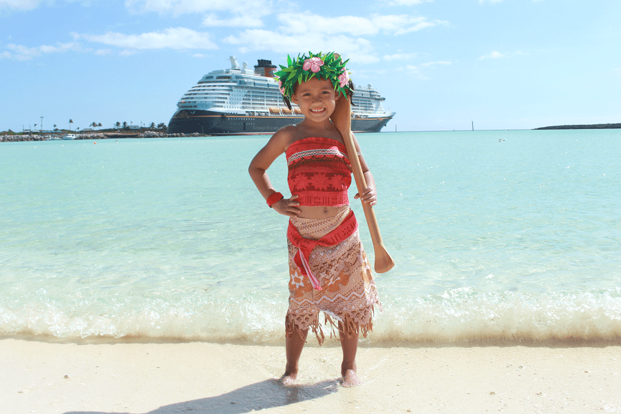 Make your own Moana headpiece